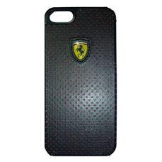 Снимка от Кожен панел за iPhone 5/5S - Ferrari