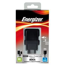 Снимка от Зарядно устройство 220V за Nokia - ENERGIZER