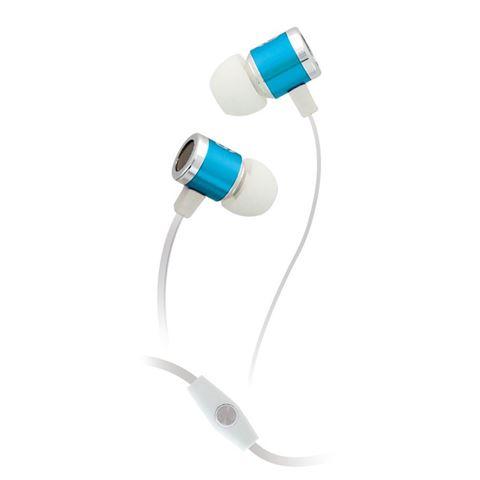 Снимка от Сини стерео слушалки - OXO PLATINUM