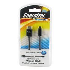 Снимка от Micro HDMI кабел - ENERGIZER