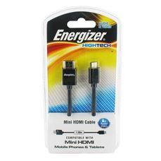 Снимка от Mini HDMI кабел - ENERGIZER