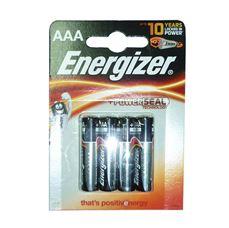 Снимка от Батерия AAA - 4бр - ENERGIZER