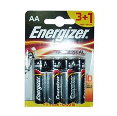 Снимка от Батерия AA - 4бр - ENERGIZER