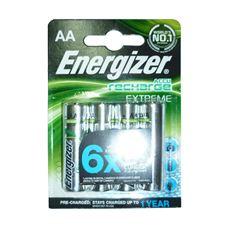 Снимка от Презареждащи се батерии AA - 2300 mAh - 4бр - ENERGIZER Extreme