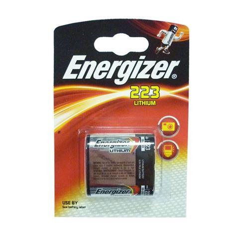 Снимка от Литиева батерия 223 - ENERGIZER