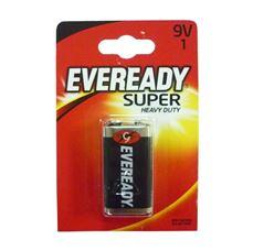 Снимка от Батерия 9V- 6F22 - 1бр - EVEREADY SUPER