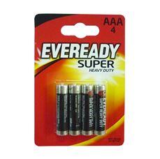 Снимка от Батерия AAA/R03 - 4 бр- EVEREADY SUPER