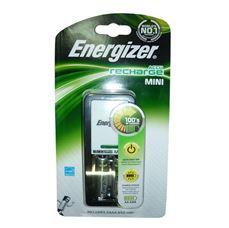 Снимка от Зарядно устройство за презареждащи се батерии + 2бр батерии AAA - ENERGIZER Mini