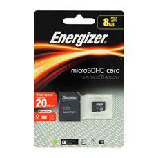Снимка от Карта памет 8GB 20MB/s - Energizer