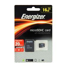 Снимка от Карта памет 16GB 20MB/s - Energizer