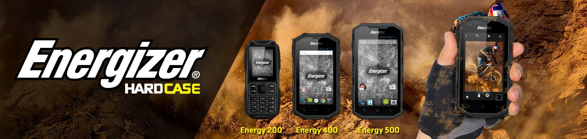 Телефони Еnergizer