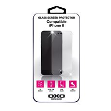 Снимка от Стъклен протектор за дисплей за  iPhone 6 / 6S / 7 / 8 – OXO PLATINUM