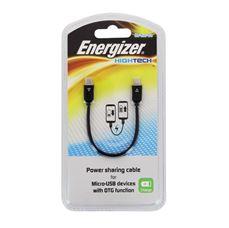 Снимка от Микро USB кабел за споделяне на енергия - ENERGIZER