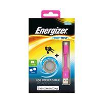Снимка от Джобен кабел за iPhone 5/5C/5S/6/ iPad mini/ iPod - ENERGIZER