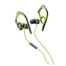 Снимка от Спортни стерео слушалки GRASSHOPPER зелени - Cellular Line