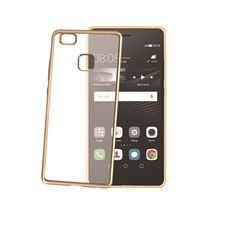 Снимка от Капак LASER за Huawei P9 Lite златен - Celly