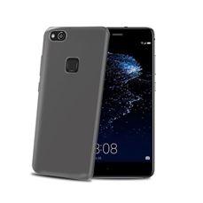 Снимка от Капак GELSKIN за Huawei P10 Lite прозрачно черен - Celly