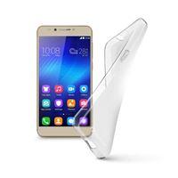 Снимка от Гумен панел за Huawei Honor 7 прозрачен- Cellular Line