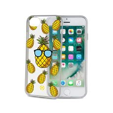 Снимка от Капак TEEN за iPhone 8 / 7 / 6 / 6S , Pineapple - Celly
