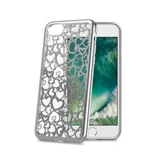 Снимка от Капак LASER за iPhone 8 / 7 / 6 / 6S Heart1- Celly