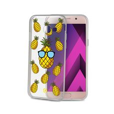 Снимка от Капак TEEN за Samsung Galaxy А5 2017 Pineapple - Celly