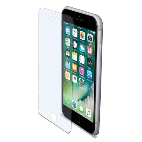 Снимка от  Стъклен протектор MATT GLASS за iPhone 7 Plus - Celly