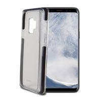 Снимка от Капак HEXAGON за Samsung Galaxy S9, черен - Celly