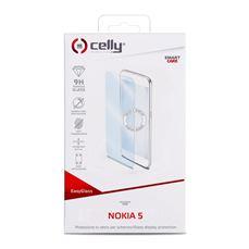 Снимка от Стъклен протектор EASY за NOKIA 5 - Celly