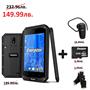 Снимка от Комплект смартфон Energy 400 LTE + Блутут слушалка + Карта памет + Тъчскрийн ръкавици