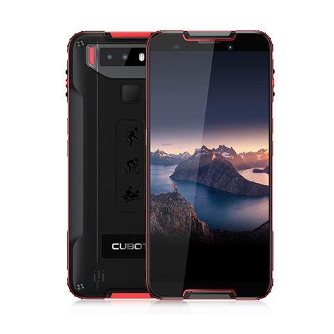 Снимка от CUBOT Quest, 64GB, IP68, Hybrid Dual SIM, Red-Black