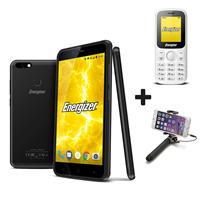 Снимка от Смартфон Power Max P550S + Мобилен телефон Energy E10 + Селфи стик