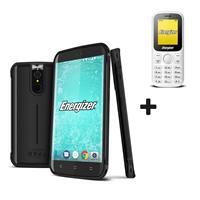 Снимка от Смартфон Hard Case H550S + Мобилен телефон Energy E10