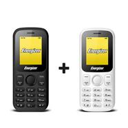 Снимка от Мобилни телефони ENERGIZER Energy E10 Black + Energy E10 White