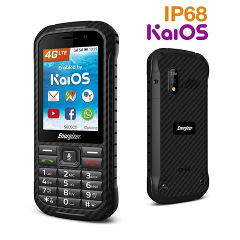 Снимка от ENERGIZER Hard Case H280S, IP68, Dual, Black