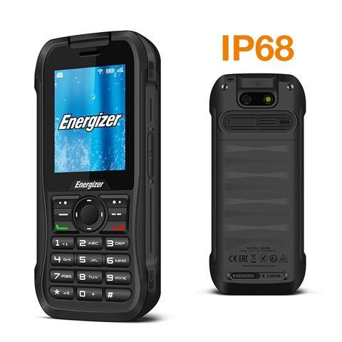 Снимка от ENERGIZER Hard Case H240S, IP68, Dual, Black