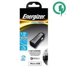 Снимка от Зарядно за автомобил с Micro USB кабел, 1xUSB, 2.4A - ENERGIZER