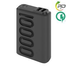 Снимка от Външна батерия Power Delivery 10000 mAh, QC3.0, Black - Celly