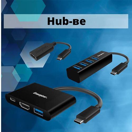 Снимка на производител HUB-ве