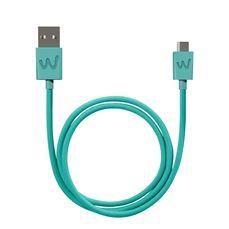 Снимка от Кабел за данни Micro USB, 1 м, Tiffani - Wiko
