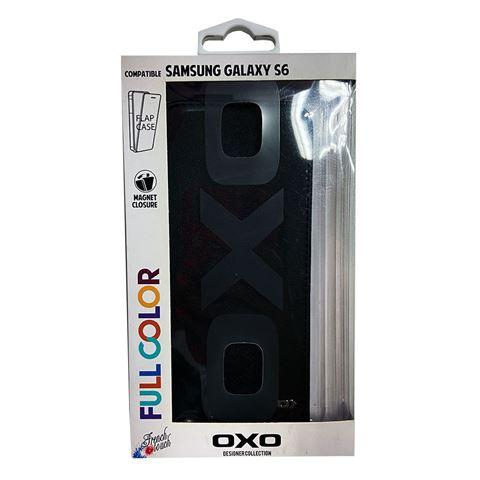 Снимка от Черен калъф за Samsung Galaxy S6 – OXO PLATINUM