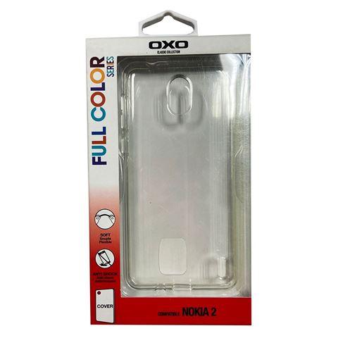 Снимка от Кейс - Гръб за Nokia 2, прозрачен- ОХО
