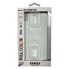 Снимка от Кейс - Гръб за HTC Desire 820, бял - OXO PLATINUM