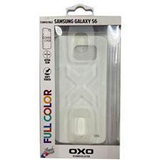 Снимка от Кейс - Гръб за Samsung Galaxy S6, бял - OXO PLATINUM